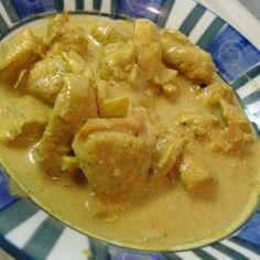 Hähnchen Curry aus Mozambique @ de.allrecipes.com