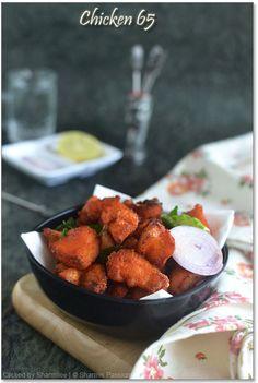hot & spicy chicken recipe i love!