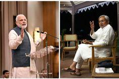 Deendayal Upadhyaya to Currency Ban: Are Modi and Nitish Coming Together?