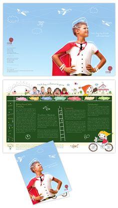 Education Foundation Brochure