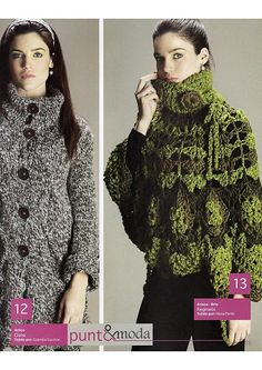 Crochet para invierno