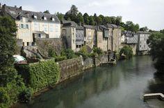 Le Gave à Pau - France
