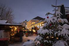 Baden Baden Christmas Market - Copyright Baden-Baden Tourism Office More Christmas Markets on @ebdestinations