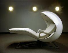 metronaps energypod-lounge sessel mit integriertem lautsprecher, Mobel ideea