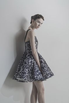 Violet of CURVE Fashion Portfolio, Fall Winter 2015, Strapless Dress, Ballet Skirt, Pure Products, Skirts, Dresses, Strapless Gown, Vestidos
