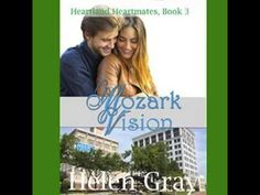 Mozark Vision by Helen Grey Narrated by Amanda Fugate-Moss, Audiobook