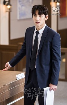"""[Drama] More breath-holding stills and behind-scenes from """"Suspicious Partner"""" Ji Chang Wook Smile, Ji Chang Wook Healer, Ji Chan Wook, Korean Star, Korean Men, Asian Actors, Korean Actors, Korean Dramas, Kpop"""