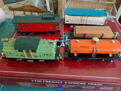 Lionel Sp 6257 Caboose Price Remains Stable Parts & Accessories