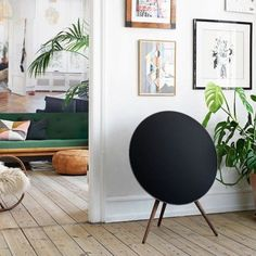 Cool Looking Speakers the master & dynamic ma77 speaker is made of concrete   the o'jays