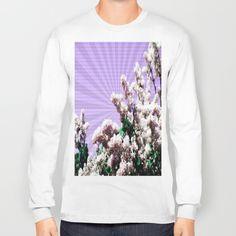 Lilac Long Sleeve T-shirt