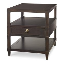 Century Furniture - Infinite Possibilities. Unlimited Attention.® nightstand side table