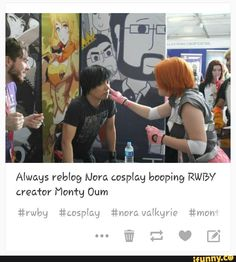 These feels, these feely feels.. RWBY