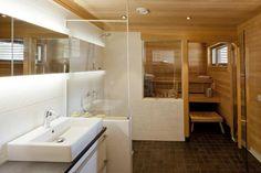 Kontio Pyry - Pesuhuone ja sauna   Asuntomessut