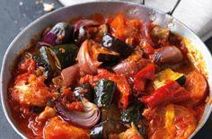 Roasted ratatouille recipe - goodtoknow