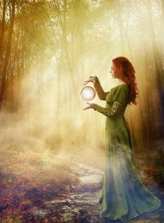 3 Fases da Lua: Morgana fala… .( Sobre o país das fadas )