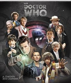 The Doctor Who Special Edition 2014 Calendar
