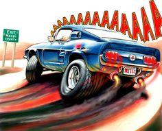 images of cartoon cars | Cartoon cars
