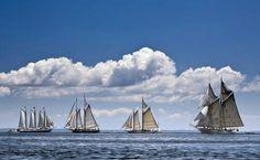 """Windjammer Days"" , Maine....worth the visit. Beautiful !!!!!"