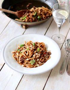 Najlepsze spaghetti bolognese według przepisu z 1900 roku