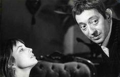 Photo Anonyme, Gainsbourg et Birkin. Circa 1967