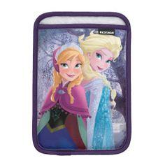 Disney Frozen Anna and Elsa iPad Mini Sleeve #DisneyFrozen