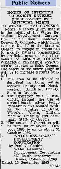 Shocking NWO Scientific Experiment On We The People Chemtrails HAARP SRM 1962 (Video) http://b4in.info/aUct