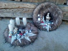 Hanukkah, Advent, Wreaths, Home Decor, Decoration Home, Door Wreaths, Room Decor, Deco Mesh Wreaths, Home Interior Design