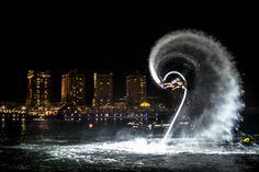Cooper Riggs - Flyboard World Championship 2013 Doha, Qatar