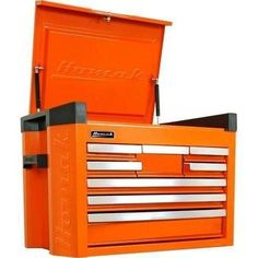 Homak Bundle - Tool Chest with Tool Set With Tool Trolley