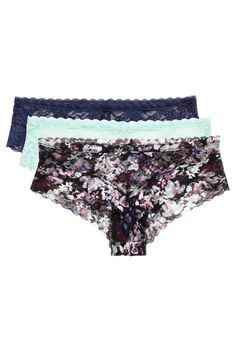 fbb56c4acb Floral Everyday Polyamide Knickers for Women