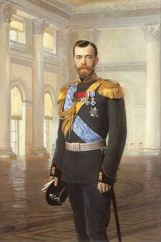 I am not yet ready to be Tsar. I know nothing of the business of ruling.   – Czar Nicholas II.