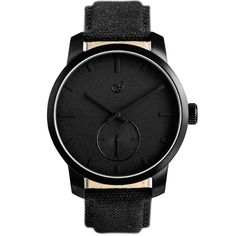 VD Black from Gaxs Watches