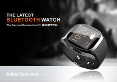 [Gearbest] Best Deals available on RWATCH M26 Bluetooth Watch available for $16.62