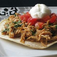 "Mexican Tinga | ""My boyfriend is from Mexico City and he loved this—just like momma used to make!"" —krissy 