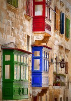 Valetta - Malta (von raffacama - Thanks for 2 million views …) Malta Beaches, Malta Valletta, Malta Gozo, Malta Island, Travel Goals, Countries Of The World, Sicily, The Good Place, Places To Visit