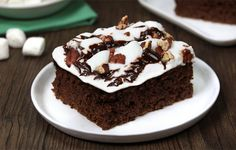 My Oh, Mud Pie! (Brownie Recipe) 5pts