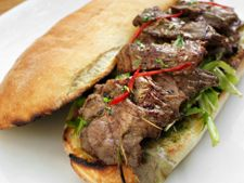 James Whelan Butchers: Steak Sandwiches with Chilli Butter - James Whelan Butchers Ireland Irish Beef, Steak Sandwiches, Tasty Recipe, Beef Recipes, Great Recipes, Ireland, Butter, Yummy Food, Meat