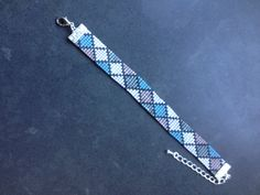 Bead loom/geweven armband