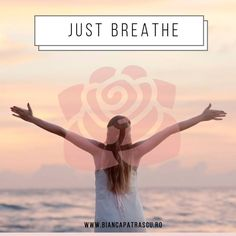 Start your Monday with a couple of breathing exercises. You can't imagine how important they are!