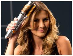 Transforme cabelos longos e frisados em belíssimos cacheados, fios enrolados e com frizz em lisos naturalmente modelados e cabelos retos e chapados num volume deslumbrante!