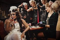 Throw the ultimate vintage hen party by having each of the hens styled in a vintage makeover – complete with hair, makeup and then a photo shoot.