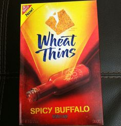 Spicy Buffalo Wheat Thins