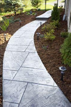 1000 front sidewalk ideas on pinterest sidewalk ideas