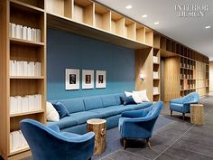 Logging Inn: ODADA's Hotel Paradox | Projects | Interior Design