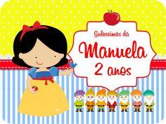 MARMITA BRANCA DE NEVE BABY
