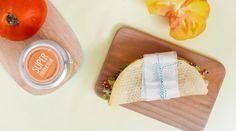 Wraps vegan et sans gluten aux légumes et quinoa