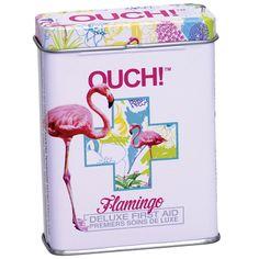 Flamingos Bandages >>>>Need these! : )