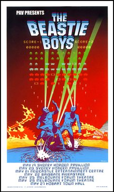GigPosters.com - Beastie Boys, The