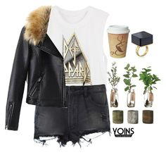"""#Yoins"" by credentovideos ❤ liked on Polyvore featuring UNIF, NKUKU, women's clothing, women, female, woman, misses and juniors"