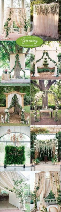 Elegant outdoor wedding decor ideas on a budget 01